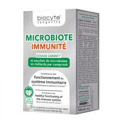 MICROBIOTE Immunité Echinacée BIOCYTE 20 comprimés