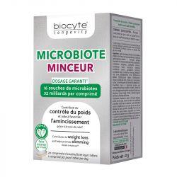 MICROBIOTE Slimming Probiotics BIOCYTE 20 tabletten