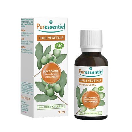 Puressentiel Huile végétale bio Macadamia 30ml
