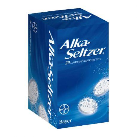 ALKA-SELTZER 324MG aspirine pijnstiller