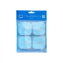 BLUETENS Pack de 12 électrodes Taille S