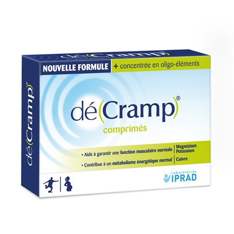 IPRAD OF MUSCLE CRAMP CONTRACTURES 30 CPS