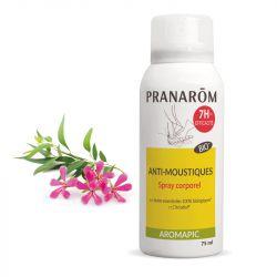 Aromapic Pranarom anti mosquitos rodillo Loción Corporal 75ml