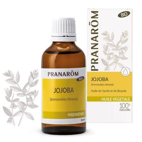O óleo vegetal de jojoba VIRGEM Pranarom