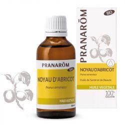 Olio vegetale nocciolo di albicocca VERGINE Pranarom
