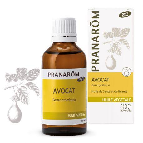 Advocaat plantaardige olie BIO PRANAROM