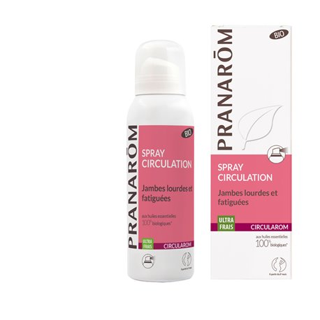 CIRCULAROM Pranarom spray 100ml tráfico