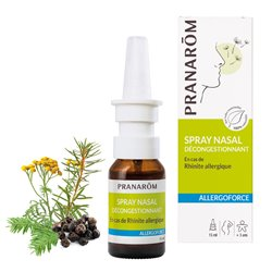 PRANARÔM BIO ALLERGOFORCE SPRAY NASAL ANTI-ALLERGIE 15ML
