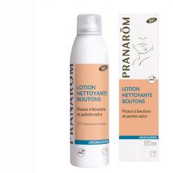 Aromaderm Lotion Nettoyante Boutons Spray Pranarom 170ml