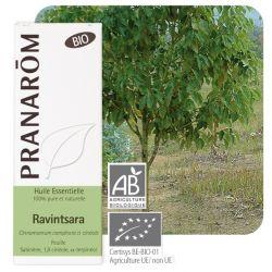 Essential oil 10ml BIO Ravintsara PRANAROM