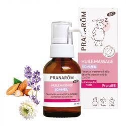 PRANABB Mix diffusore BIO sonno Pranarom 10 ml