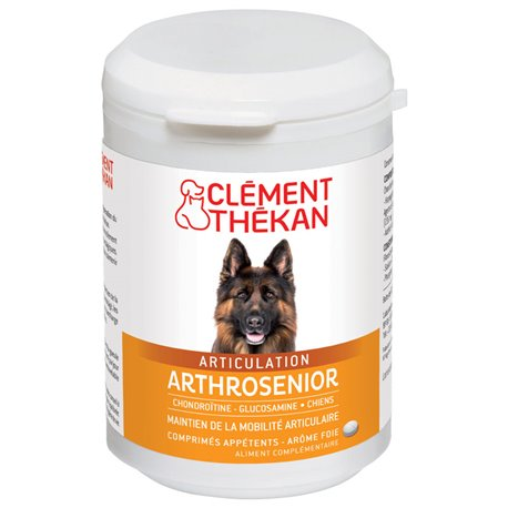 CLEMENT THEKAN Arthrosenior CONJUNTA DOG CAT 60CPS