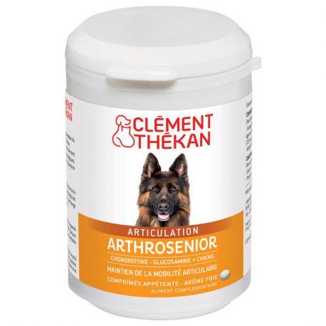 CLEMENT THEKAN Arthrosenior JUNTAS Dog on-line 60CPS