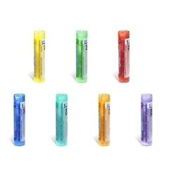 CALCAREA MURIATICA 4CH 5CH 7CH 9CH 15CH 30CH 200K gránulos Boiron la homeopatía