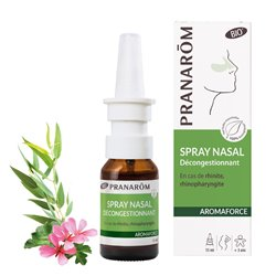 AROMAFORCE spray nasale 15 ml BIO Pranarom