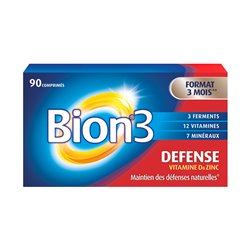 Bion 3 ADULTOS 90 comprimidos