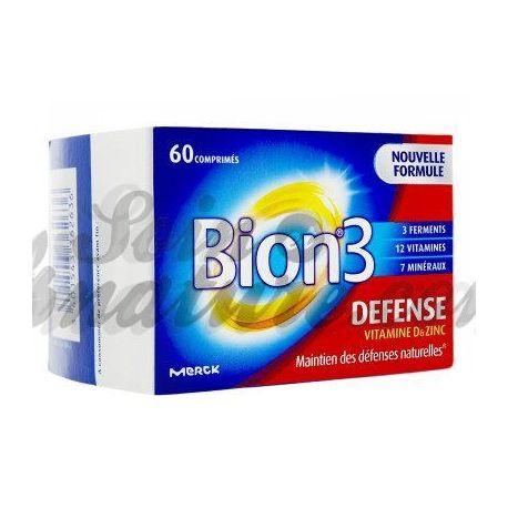 Bion 3 Probiotici Adulto Vitamine E Minerali Cp 60