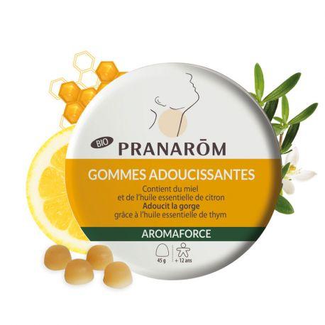 AROMAGOM Chewing saugen PRANAROM