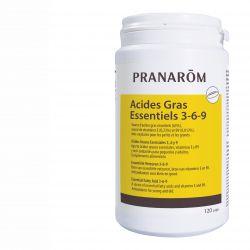 PRANAROM Oméga 3 Coenzyme Q10 120 Capsules