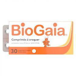 BioGaia probiótico 30 comprimidos LIMÃO