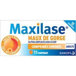 MAXILASE 3 000 CCOMPRIMES 30