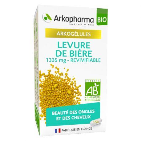 Пивные дрожжи ARKOGELULES 150 капсул Arkopharma