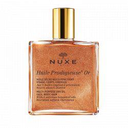 Prodigioso Aceite Nuxe Gold 50ml