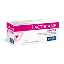 Lactibiane Imedia PILEJE gastro-enteritis 4 STICKS