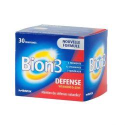 BION 3 adultos + PROBIOTICS vitaminas e minerais 30 / 60