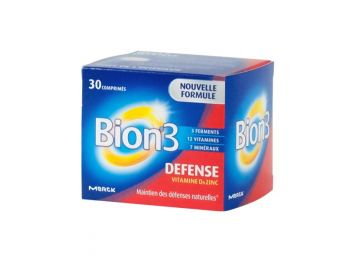 Bion 3 Adult Defense Probiotics Vitamins Minerals 30 60