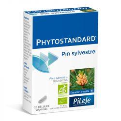 Phytostandard PIN SYLVESTRE BIO 20 gélules PhytoPrevent