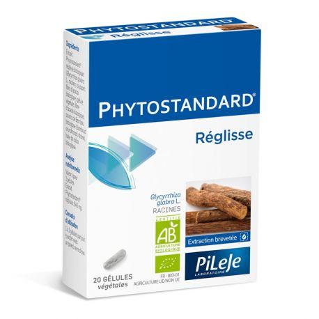 Phytostandard REGLISSE BIO 20 GEL PhytoPrevent EPS