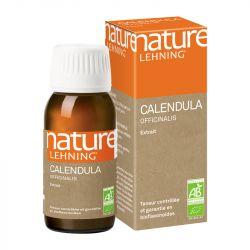 Organic Calendula oil maceration PRANAROM 1 Litre