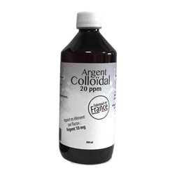 Silver Colloïdal Solution 500ml DR THEISS