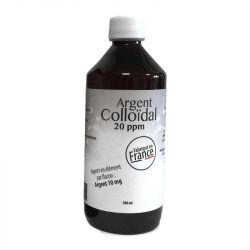 Solución de plata coloidal 500 ml DR THEISS