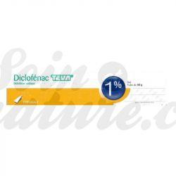 DICLOFENAC 1% tubo TEVA Consejo GEL 50G