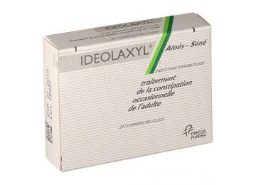 Kaufen Sie Ideolaxyl Transient Constipation 20 Pillen In Der Apotheke