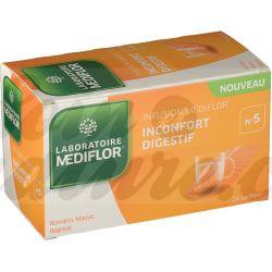 Herbal Mediflor fegato # 5 Boldo, viola, rosmarino e kinkeliba