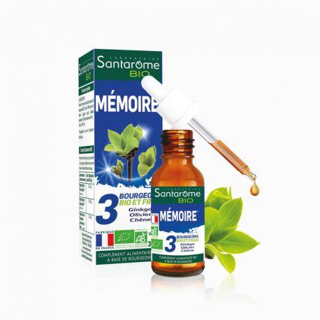 SANTAROME COMPLEXE BOURGEON mémoire 30ml