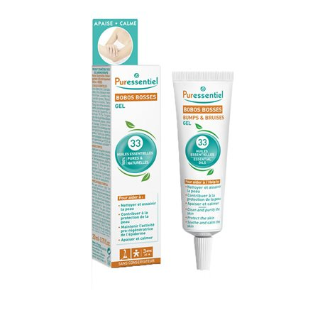 PURESSENTIEL BOBOS-BOSSES GEL WITH 33 HE AROMATHERAPY