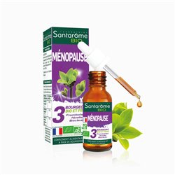 SANTAROME COMPLEXE BOURGEON ménopause 30ml