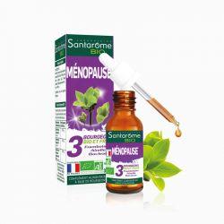 SANTAROME COMPLEXE BOURGEON ménopause 30ml