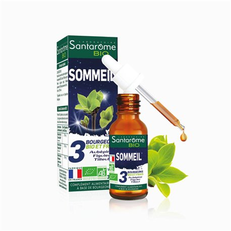 SANTAROME COMPLEXE BOURGEON sommeil 30ml