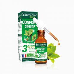 SANTAROME COMPLEXE BOURGEON confort digestif 30ml