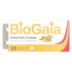 Biogaia Fraise Probiotique en Comprimés