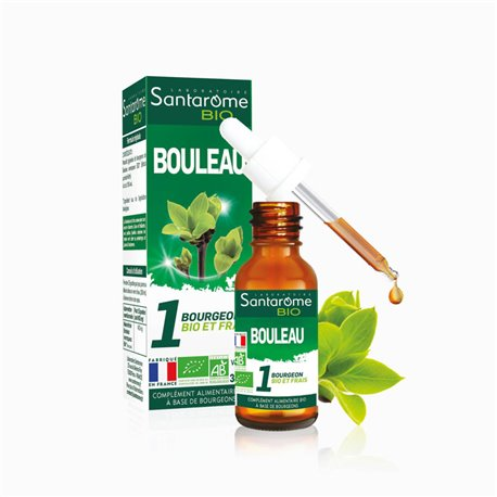 SANTAROME BOURGEON Bouleau 30ml