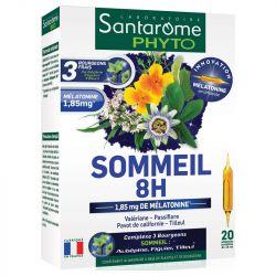 SANTAROME BIO SOMMEIL 8H 20 ampoules 10ml