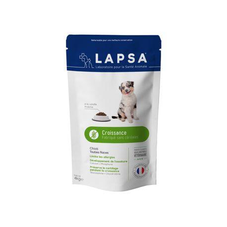 Lapsa Chiot Croissance Croquettes 15 kg