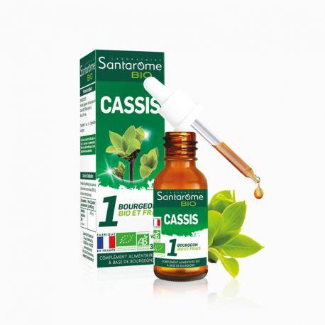 SANTAROME BOURGEON Cassis 30ml