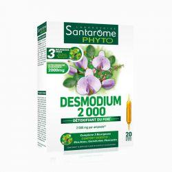 SANTAROME BIO Desmodium 2000 20 ampoules 10ml